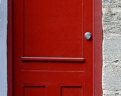 abrir puerta sin perilla
