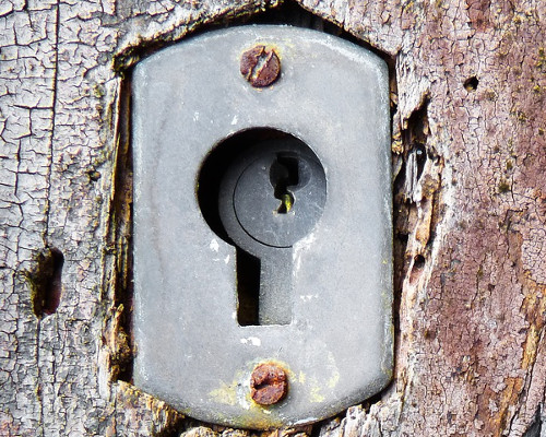 cambiar cerraduras oxidadas