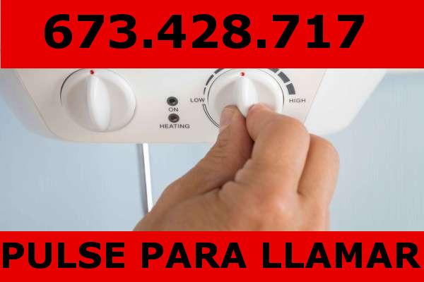 mantenimiento termo electrico Malaga