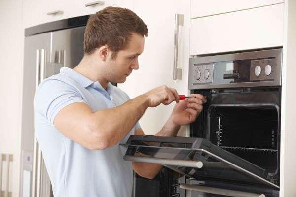 reparación de hornos en Málaga