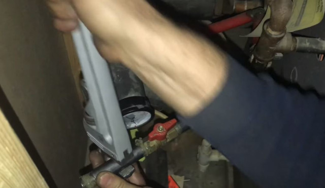 Reparación fugas de gas Malaga