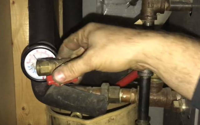Mantenimiento de gas Málaga